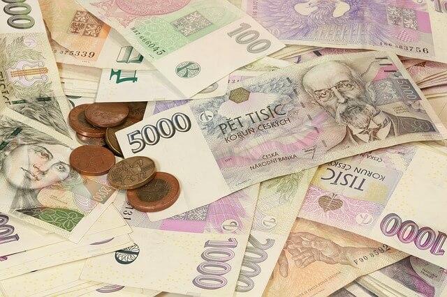 заработная плата рабочего В Чехии
