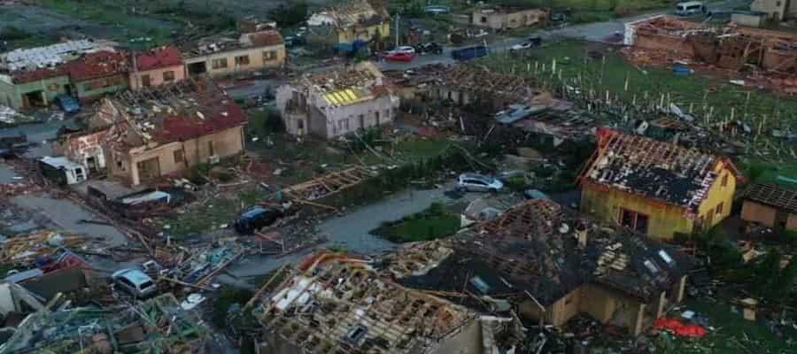 Tornado Morava